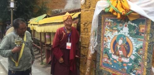 Lama Mani - Tibetan Buddhist story telling tradition